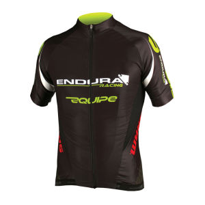 Endura Equipe Racing Team Cycling Jersey - 2012