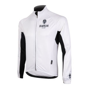 Bianchi Classica Celebrative Jacket - White