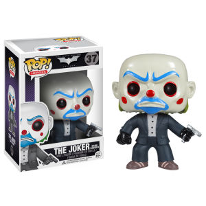 DC Comics Batman Dark Knight The Joker Bank Robber Funko Pop! Vinyl