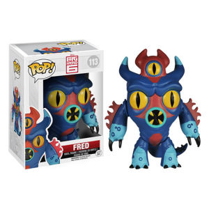 Disney Big Hero 6 Fred Pop! Vinyl Figure