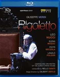 Verdi: Rigoletto (Santi, Orch. Of The Zurich Opera House)