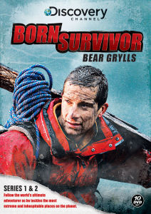 Bear Grylls: Born Survivor - Series 1 and 2