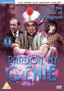 Pardon My Genie - The Complete Second Series