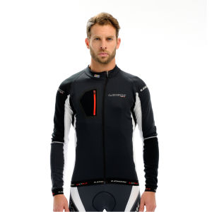 Look Ultra Long Sleeve Jersey - Black/Grey