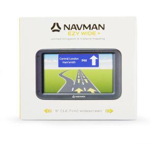 Navman Mio EZY Navigationsgerät mit UK & ROI Karten