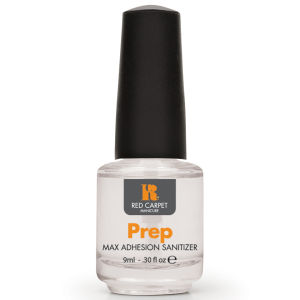 Base de Verniz Prep Max Adhesion Sanitizer da Red Carpet Manicure
