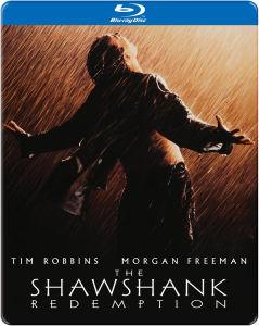 The Shawshank Redemption - Import - Limited Edition Steelbook (Region 1)