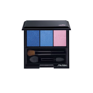 Shiseido Luminizing Satin Eye Colour Trio BL310 - Punky Blues 3g