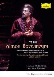 Verdi - Simon Boccanegra (Levine, Metropolitan Opera Orch.)