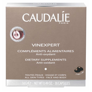 Caudalie Vinexpert Anti-Aging Supplements (30 Caps)