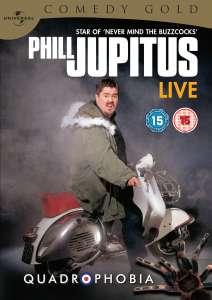 Phill Jupitus Live: Quadrophobia