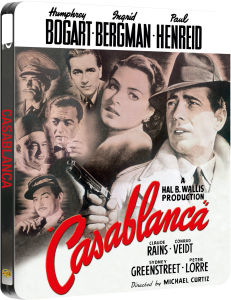 Casablanca - Steelbook Edition
