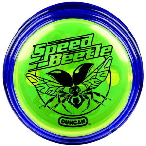 Duncan Speed Beetle Yo-Yo- Green/Purple