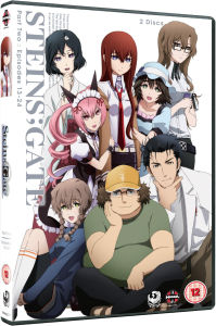 Steins Gate: Part 2 (Episodes 13-25)