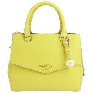 Fiorelli Mia Mini Bowler Bag - Limeade