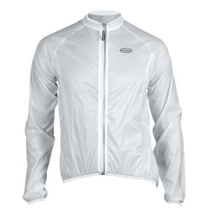 Northwave Breeze Pro Jacket Rain Shield Plus - Transparent