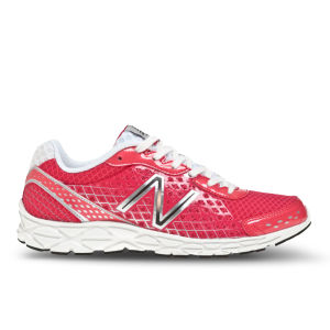 New Balance Women's NBX W590 V3 Speed Running Shoes - Red/White