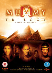 The Mummy Trilogie (Bevat UltraViolet Copy)