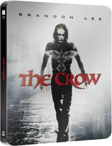 The Crow - Die Krähe - Zavvi exklusives Limited Edition Steelbook (Streng limitierte Auflage)