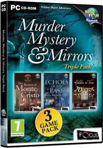 Murder, Mystery and Mirrors Triple Pack