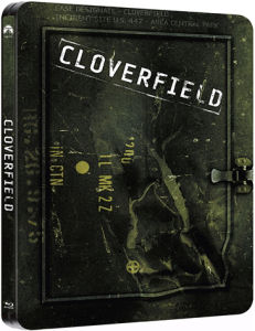 Cloverfield - Paramount Centenary Limited Edition Steelbook