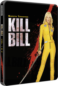 Kill Bill: Volumes 1 and 2 - Zavvi Exclusive Limited Edition Steelbook