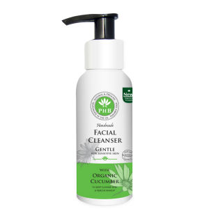 PHB Gentle Cleansing Cream with Organic Cucumber