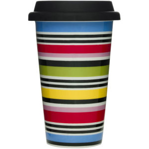 Sagaform Studio Takeaway Mug With Silicone Lid