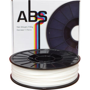 Denford ABS Filament - White