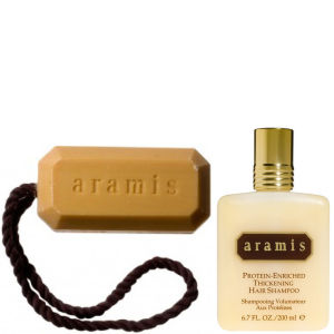 Aramis Thickening Shampoo & Soap Set (Bundle)