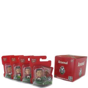 Arsenal FC 4x Blister Pack Box Set (B)