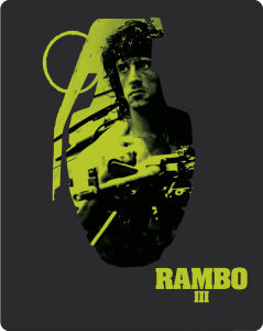 Rambo III - Zavvi exklusives Limited Edition Steelbook