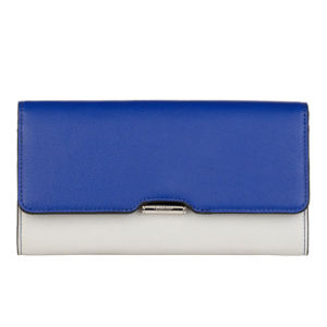Fiorelli Adele Large Purse - Cobalt/Ice/Black Mix