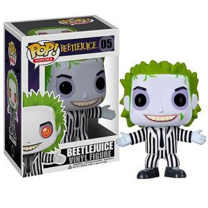 Beetlejuice Movie Funko Pop! Vinyl