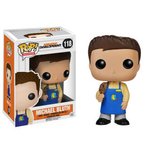 Arrested Development Michael Bluth Banana Stand Funko Pop! Vinyl Figur