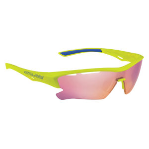 Salice 011 RW Sport Sunglasses - Yellow/Radium