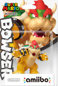 amiibo Super Mario Collection - Bowser