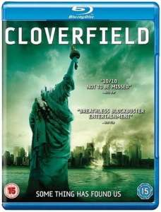 Cloverfield Blu-ray