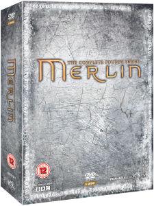 Merlin - Seizoen 4 - Compleet