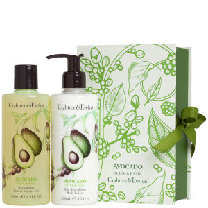 Crabtree & Evelyn Avocado Perfect Pair Duo