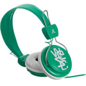 Wesc Conga Headphones - Green