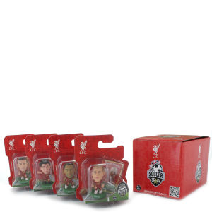 Liverpool FC 4x Blister Pack Box Set (A)
