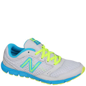 New Balance Women's W630 v2 Speed Running Trainer - Grey/Blue
