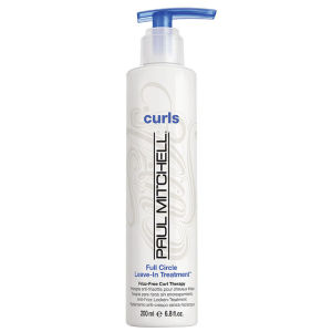 Paul Mitchell Curls Full Circle Soin anti-frisottis sans rinçage cheveux frisés (200ml)