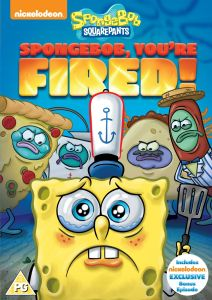 SpongeBob SquarePants: SpongeBob, You're Fired!