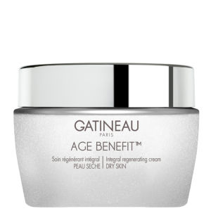 Восстанавливающий крем комплексного действия для сухой кожи Gatineau Age Benefit Integral Regenerating Cream — Dry Skin 50 мл