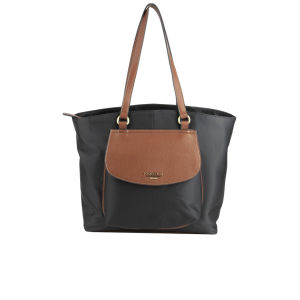 Fiorelli Harriet Tote Bag - Black Tan Mix