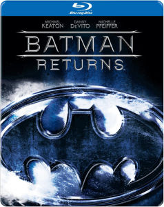 Batman Returns - Import - Limited Edition Steelbook (Region 1)