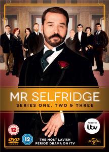 Mr Selfridge - Series 1-3