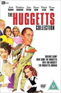 The Huggetts Collection - Here Come The Huggetts